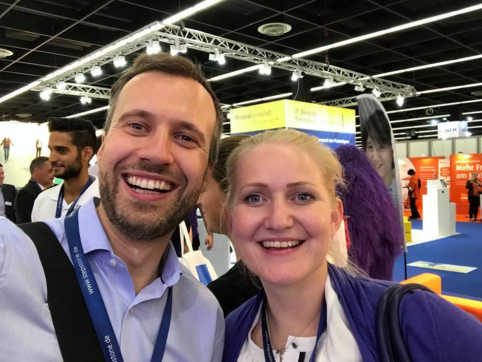 Dieter Kerkfeld und Kathrin Schürmann von lawpilots