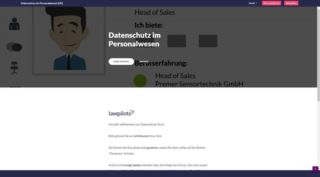 Datenschutz im Personalwesen