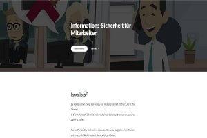 Informationssicherheit fuer Mitarbeiter