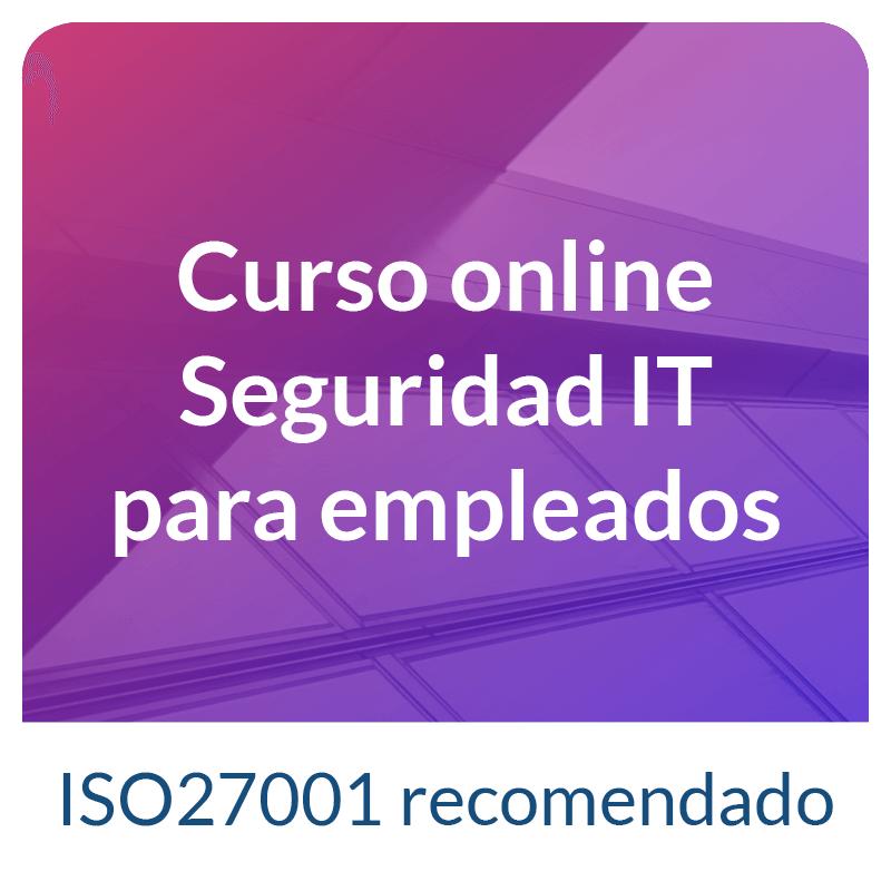 curso online seguridad it