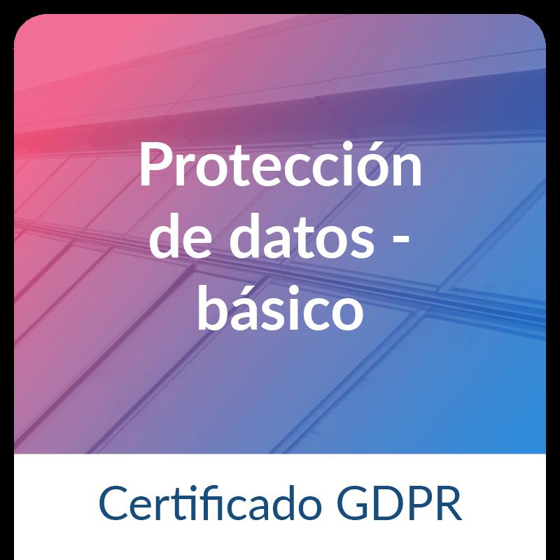 Curso proteccion de datos basico