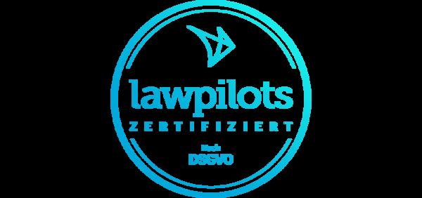 lawpilots Zertifikat nach DSGVO