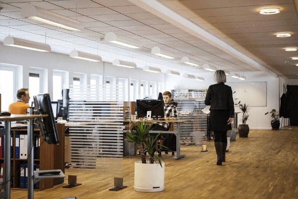 Arbeitsschutz im Büro