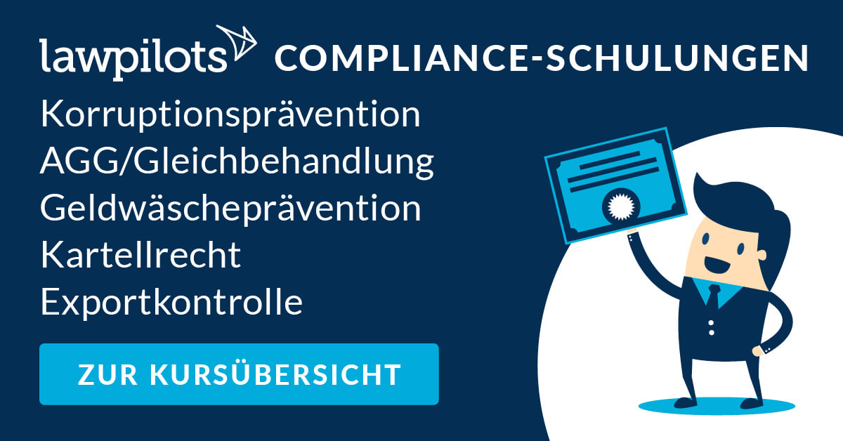 Compliance-Schulungen Online lawpilots
