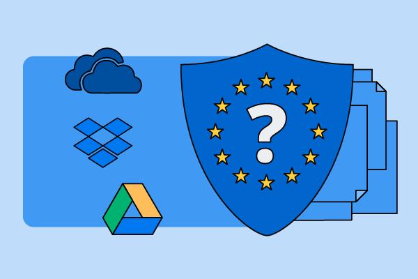 Cloud Speicher DSGVO-Konformität