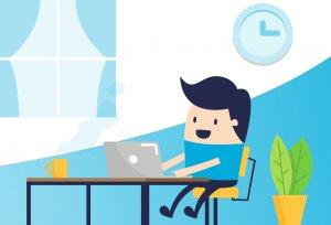 Online-Schulung Homeoffice