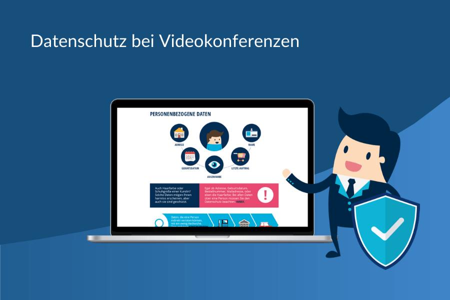 Datenschutz bei Videokonferenzen