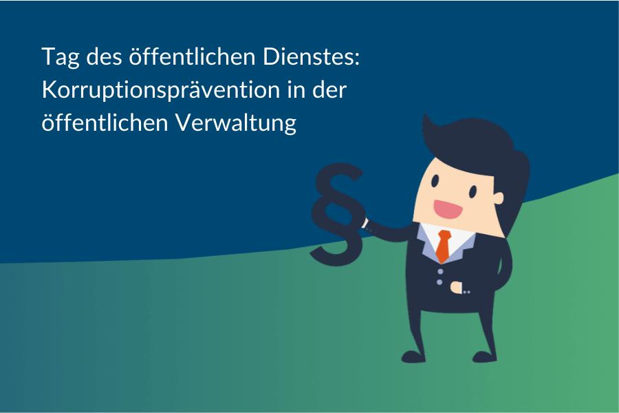 Korruptionsprävention öffentliche Verwaltung