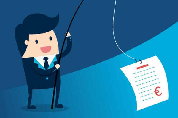 Phishing abwehren Blogartikel