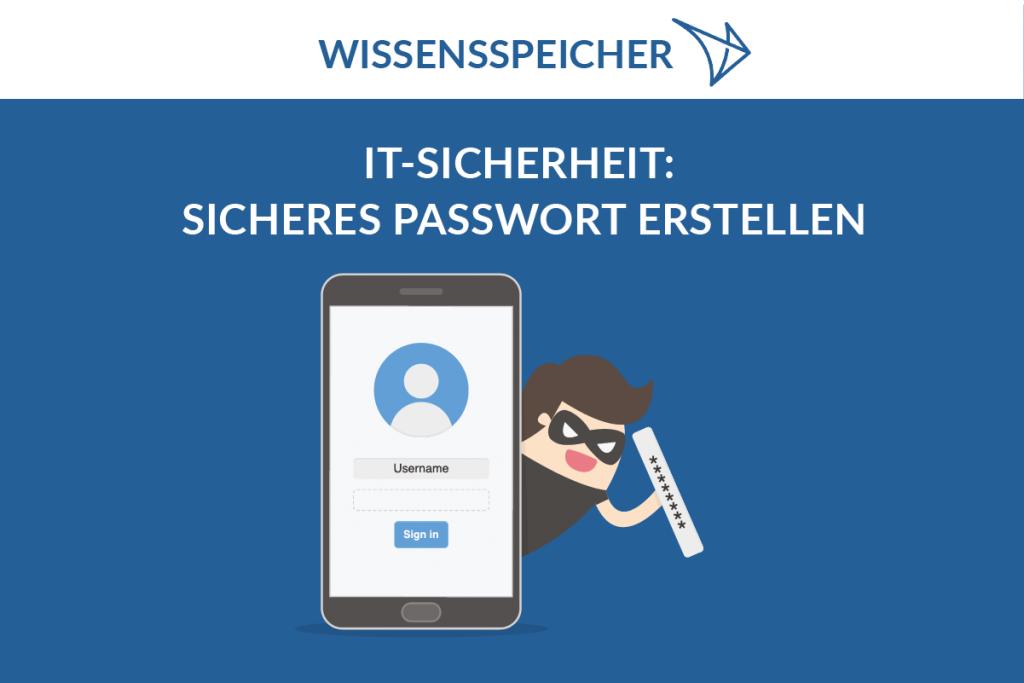 IT-Sicherheit -sicheres Passwort