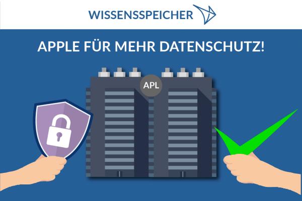 Datenschutz und Apple
