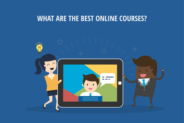 what are the best online courses?