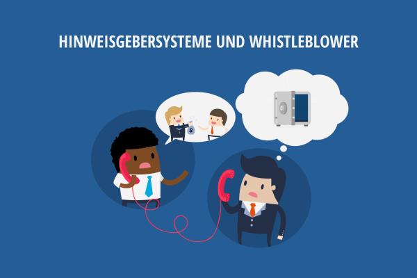 Hnweisgeberschutz und Whistleblowing